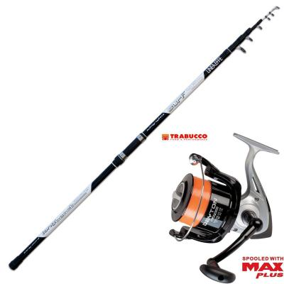 Kit Pesca Canna Surfcasting