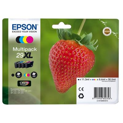 Epson 29 XL Serie Fragola Cartuccia Originale