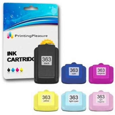 Printing Pleasure 6 Xl Compatibili Hp 363