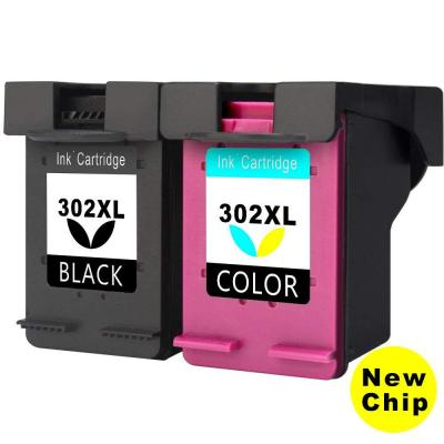 Asonway Remanufactured HP 302 302XL Cartucce dinchiostro Compatibile