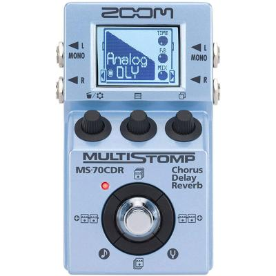 Zoom MS-70CDR Effetto
